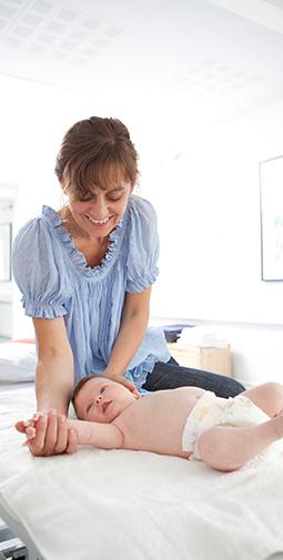 Mette Højberg - Baby kiropraktor