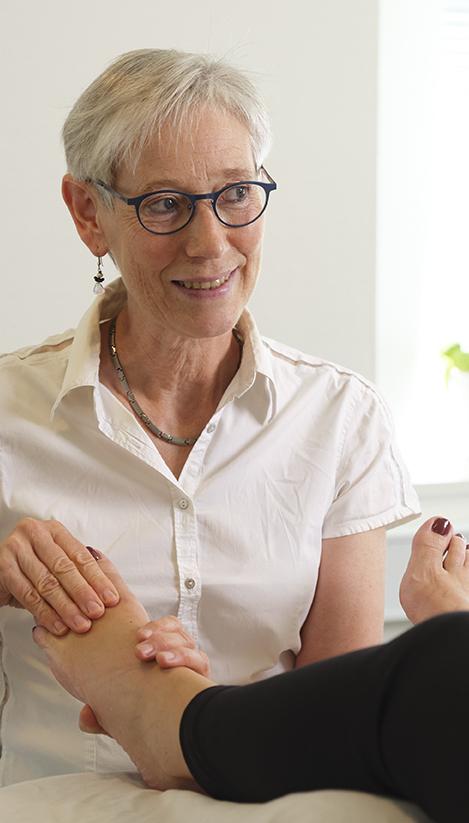 Højbjergklinikken zoneterapi kiropraktor fysioterapi benedikte apollo